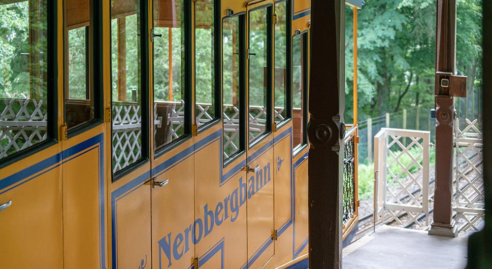 Neroberg mit Nerobergbahn