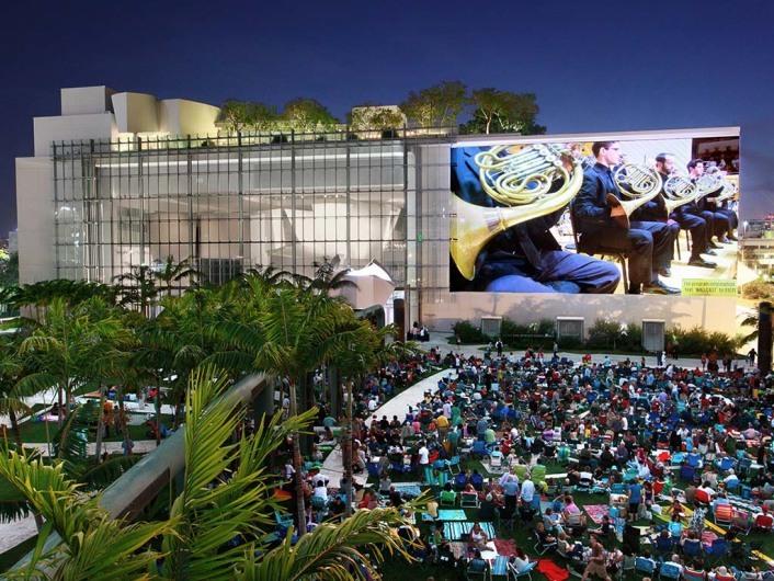 New World Symphony Campus, Miami, United States