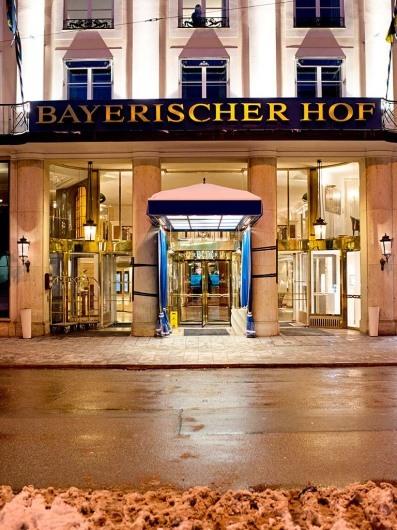 Nightclub im Bayerischen Hof