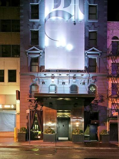 The Night Hotel