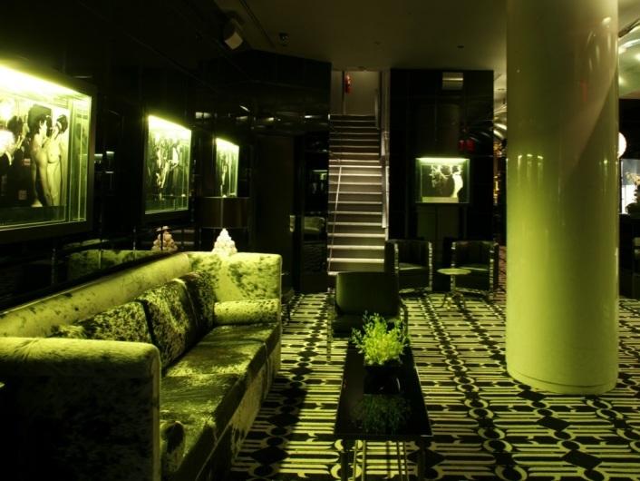 Night Hotel, New York