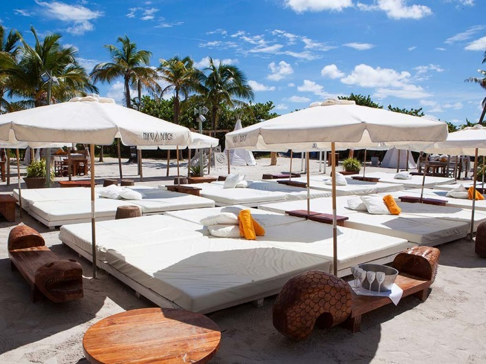 Nikki Beach Miami South Florida Usa