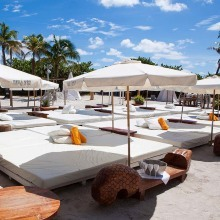 Nikki Beach, Miami, South Beach, Florida, USA