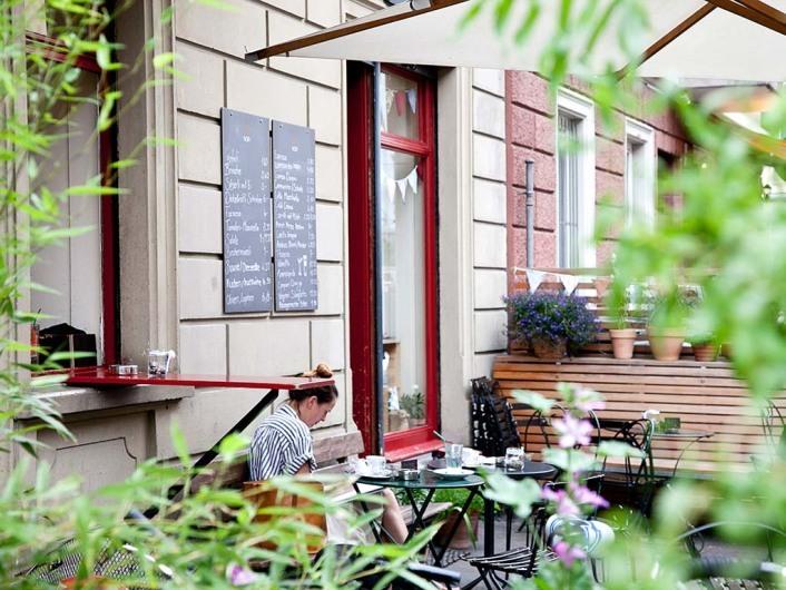 Cafe Noir, Zurich, Switzerland