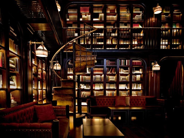 Nomad Hotel, New York City, New York, USA