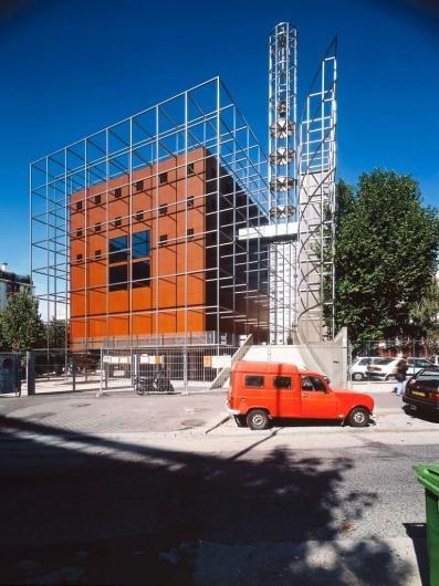 Notre Dame de l'Arche d'Alliance (par)www.architecture-studio.fr