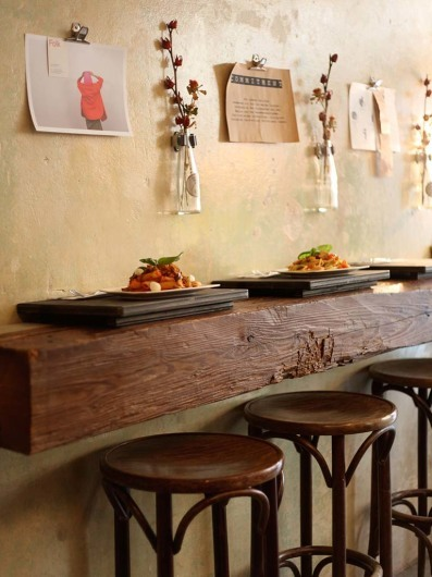 Nudo, Restaurant, München