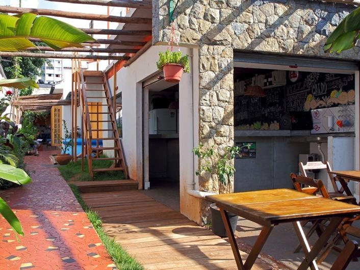 O de Casa Hostel, São Paulo, Brazil
