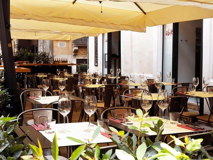 Obikˆ (rom)http://www.obika.it/italiano/ristorante-a-roma.html