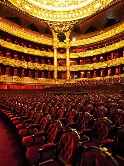 Opéra Paris, France, Brigitte Levèvre, director of dance