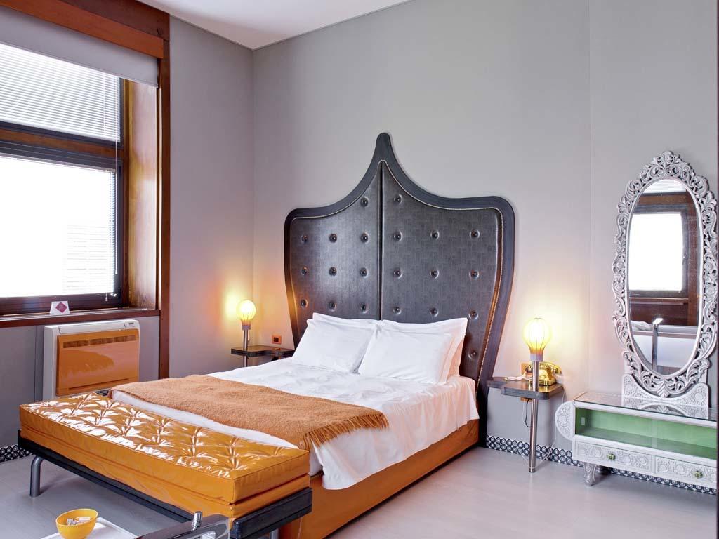 Orange Hotel, Rome, Italy Design Inspirations