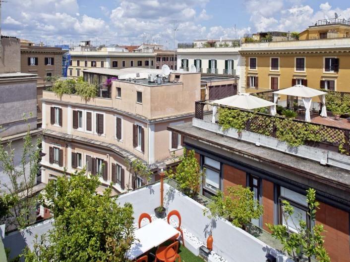 Orange Hotel, Rome, Italy