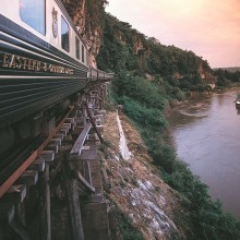 Orient Express, Bangkok, Thailand