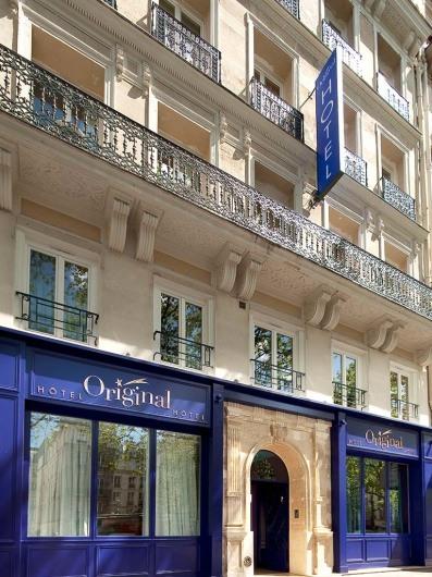 Hotel Original, Paris, France