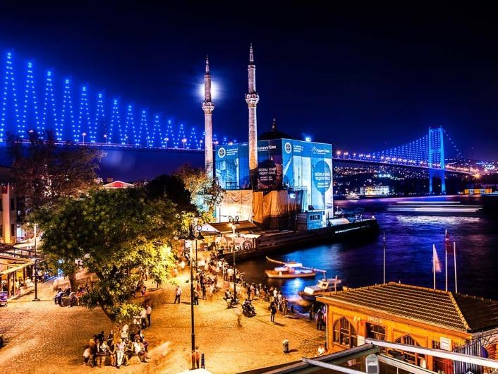 Ortakoy Meydani, Istanbul, Turkey