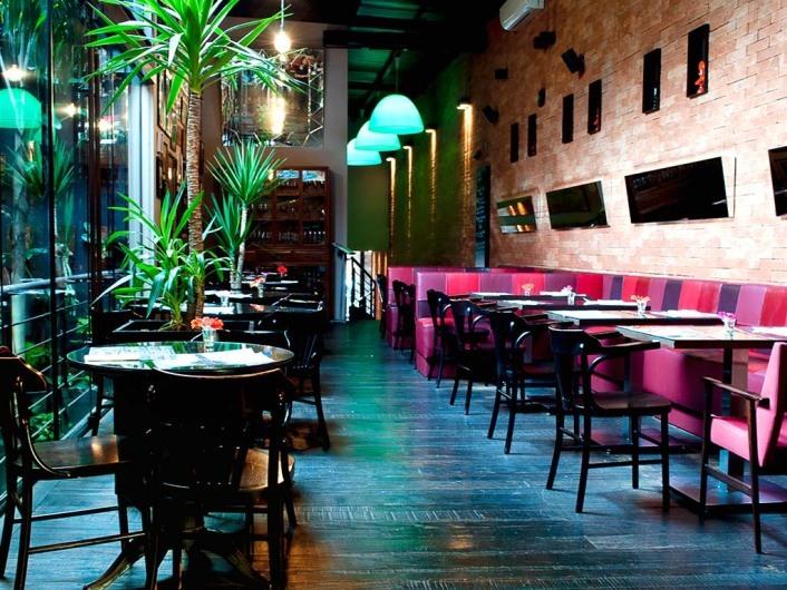 Oscar Café, São Paulo, SP , Brazil
