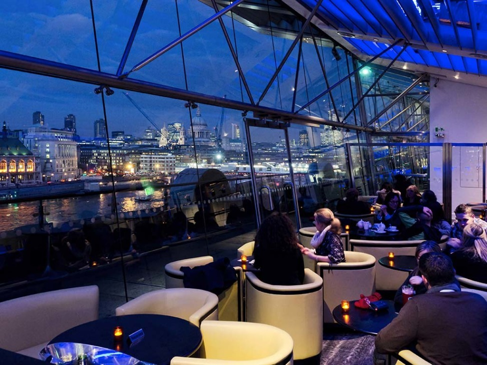 Oxo Tower Bar