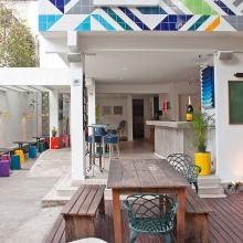 Oztel Hostel, Rio de Janeiro, Brazil,
