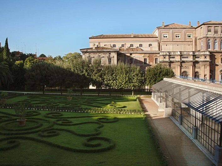 Galleria Nazionale d'Arte Antica -Palazzo Barberini (rom)