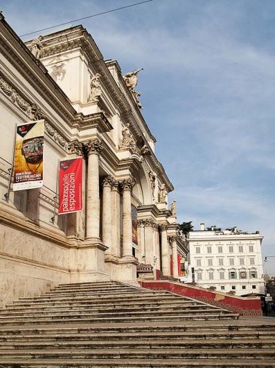 Palazzo delle Esposizioni - Rom