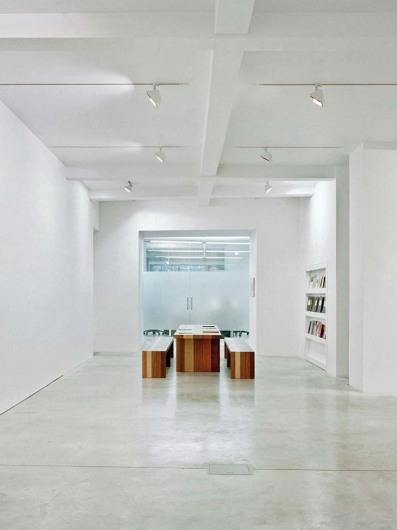 Parasol Unit by Michael Drain Architects,
