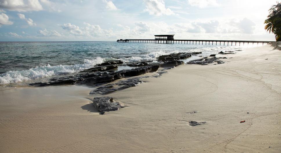 Alila Hadahaa, Maldives, Beaches