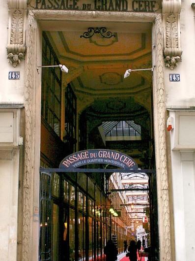 Passage du Grand-Cerf (PAR)