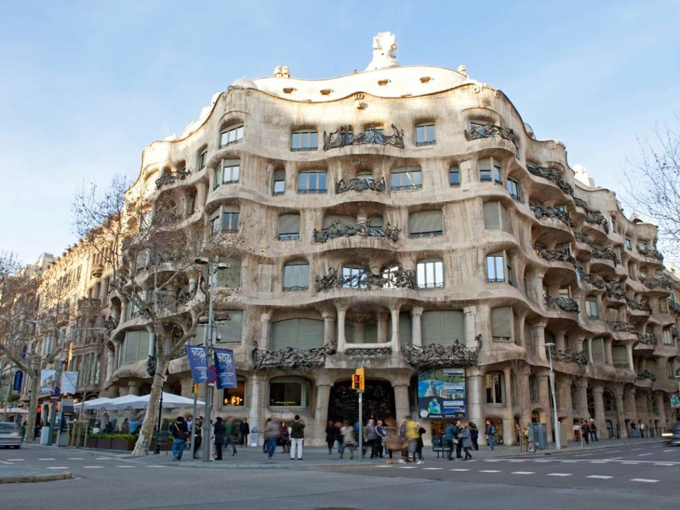 Passeig de gr cia for Hotel gracia barcelona