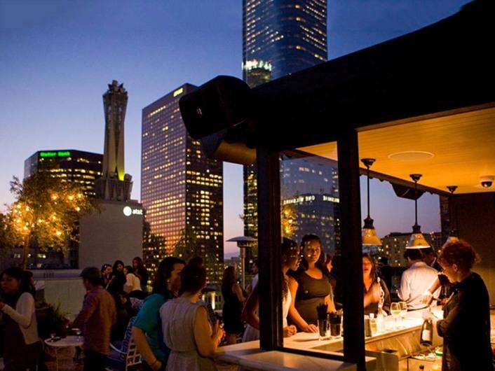 16th Floor Bar Night