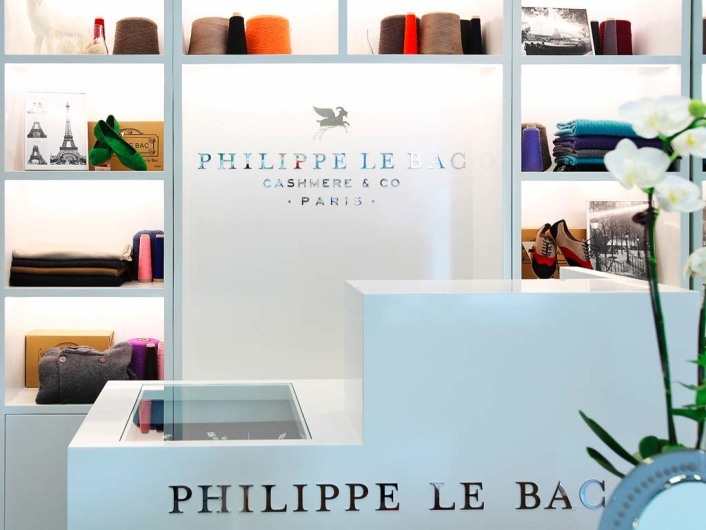 Philippe Le Bac Cashmere & Co