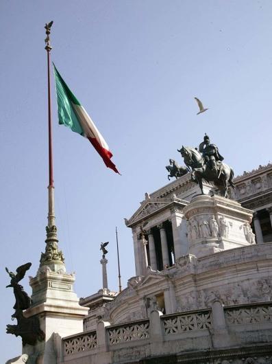 Piazza Venezia/ Vittorio Emmanuele II Monument (Rom)