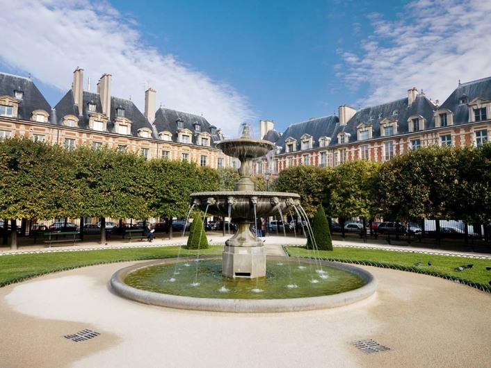 Place des Vosges (par)