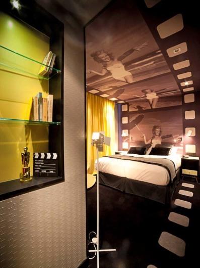 Platine Hotel, Paris, France