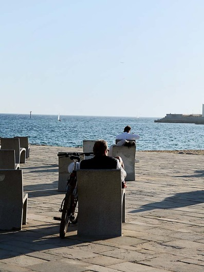 L'Estel Ferit - Playa de Barceloneta
