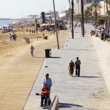Playas and Promenade