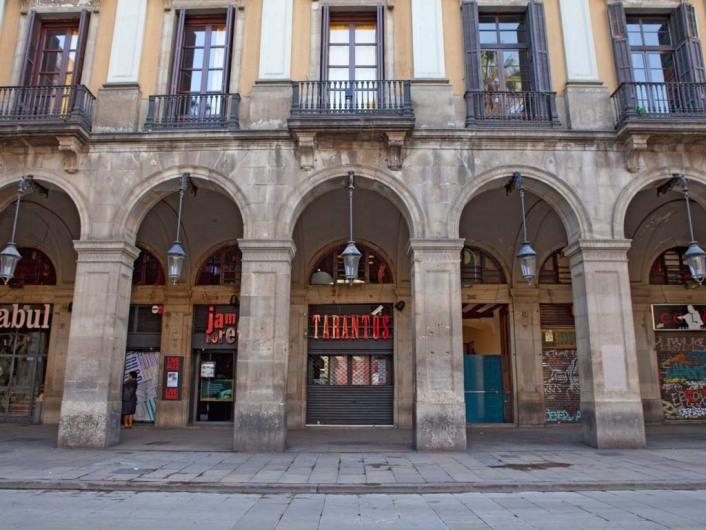 Plaça Reial de Barcelona