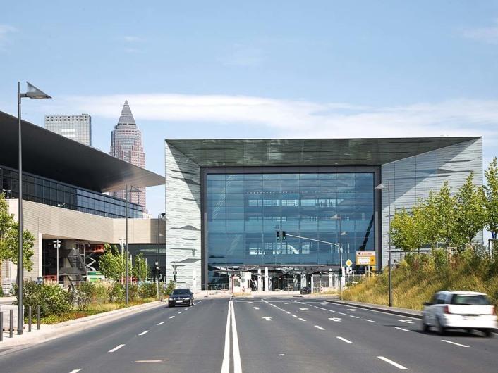 Messe Frankfurt, Halle 11