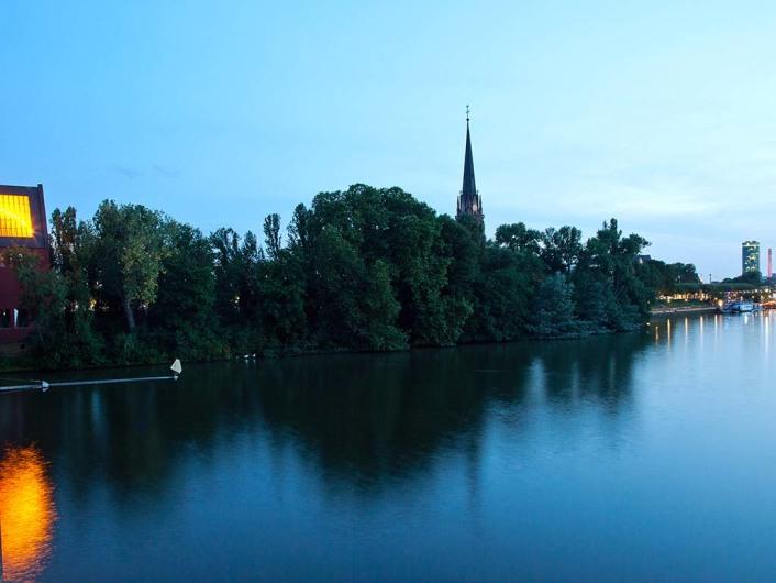 Portikus, Frankfurt am Main, Germany