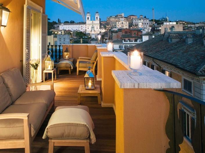 Portrait Suites (rom)http://www.rome-suites-portrait.com