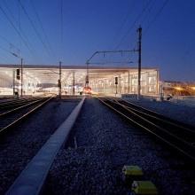 Bahnhof Wien Praterstern