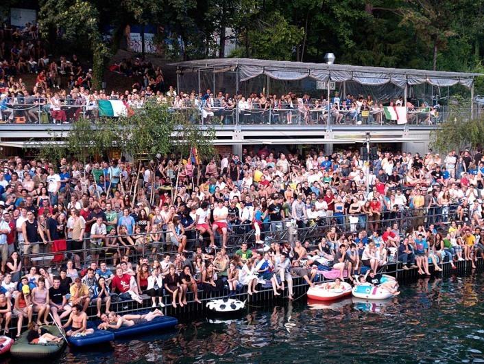 Primitivo; Zurich, Switzerland