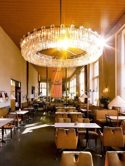 Cafe Prueckel, Vienna, Austria