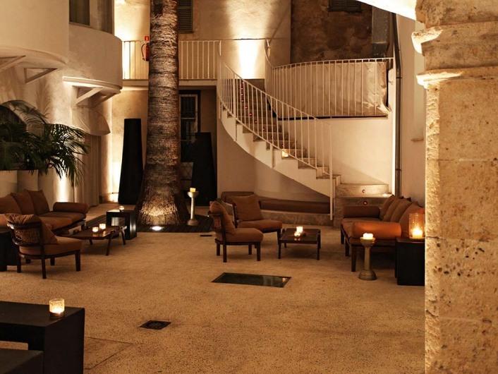 Opio Bar, Puro Hotel, Palma, Mallorca, Spain