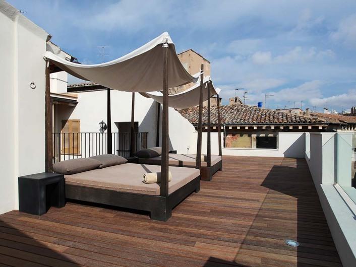 Puro Hotel, Palma, Mallorca, Spain