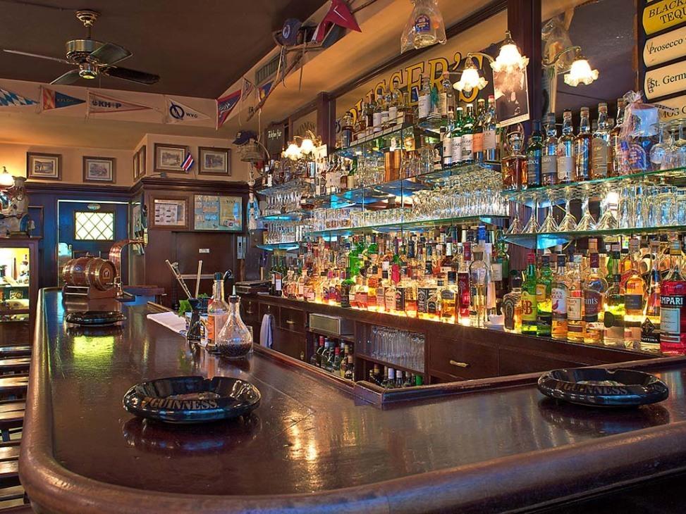 Pusser S New York Bar