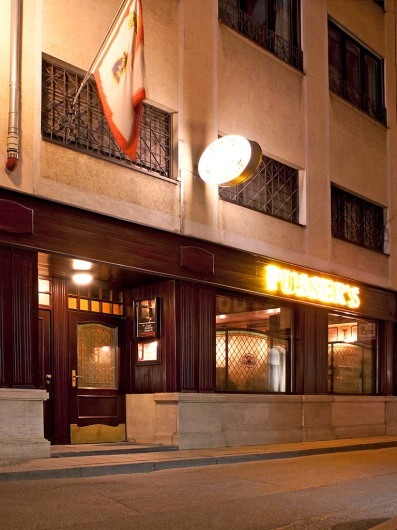 Pusser's New York Bar