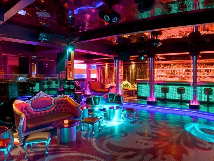 Q Bar, Bangkok, Thailand