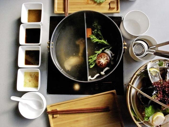 Qimin Organic Hot Pot 齐民有机中国火锅