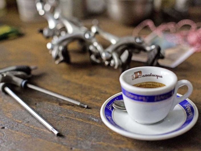 Cafe, Shop