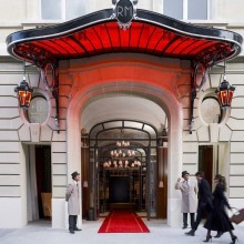 Le Royal Monceau, Raffles Paris